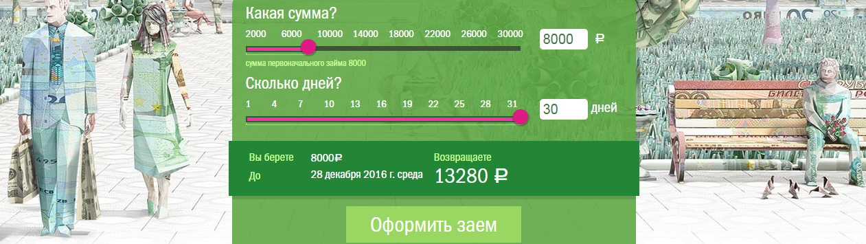 Green money в Казахстане